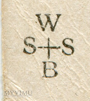 WSSB Wilhelm S. Schroeder Nachf. (Max Wollstein) B