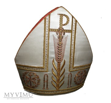 Mitra Biskupa Stanisława Napierały
