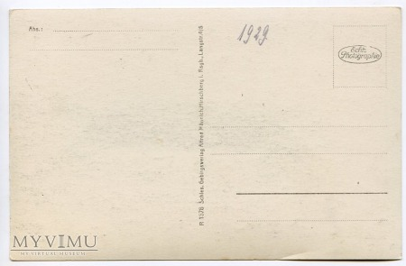Karkonosze Śnieżne Kotły Schneegrube 1929