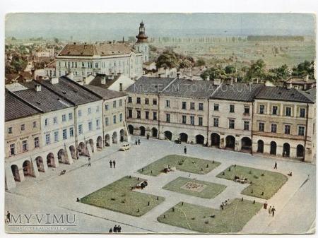 Duże zdjęcie Zamość - Rynek - 1965