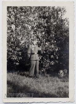 Zdjęcie żołnierza luft waffe