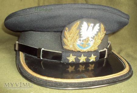 Czapka porucznika MW