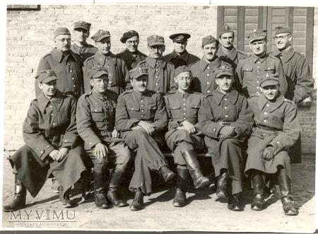 Zdjęcie żołnierzy polskich