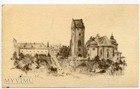 W-wa - Kościół N.M.P. - 1950-te