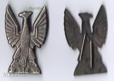 Orzełek metalowy ORMO