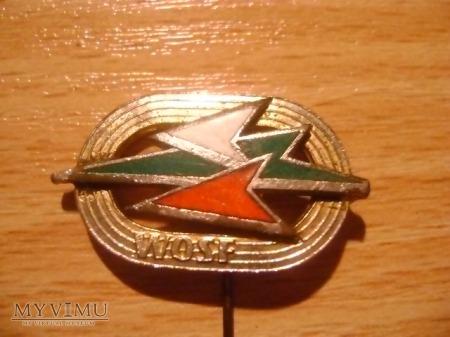 odznaka WOSF