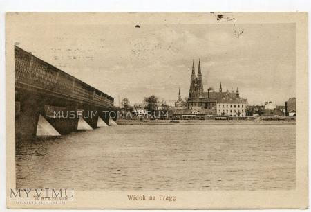 W-wa - I Most - Kierbedzia - 1915 ok.