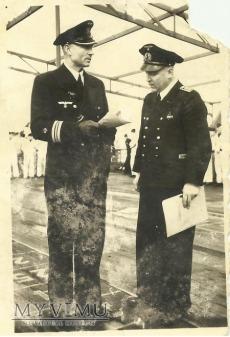 Oficerowie Kriegsmarine