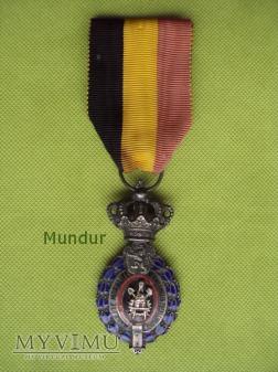 Medal belgijski