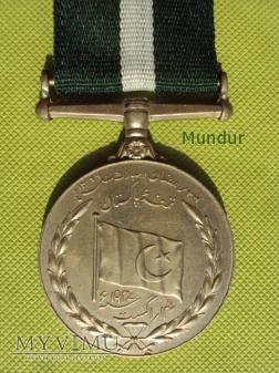 Medal Pakistański PAKISTAN MEDAL 1947