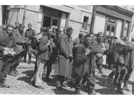 1. Aufklärungs-Abteilung ; wojna z Francją