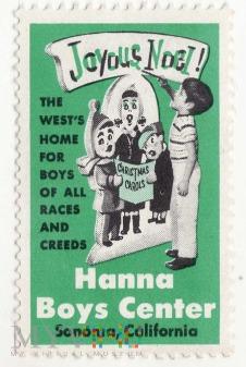HANNA BOYS CENTER ,California ,USA