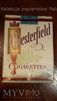 Duże zdjęcie Papierosy Chesterfield USA