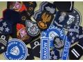 Orzełki, emblematy, patki... st...