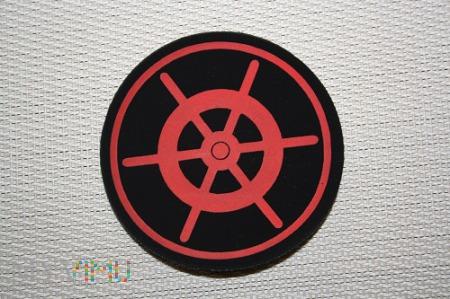 Sternik - Emblemat specjalisty MW