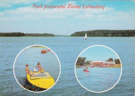 Nad jeziorami Ziemi Lubuskiej