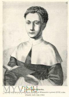 Drużbacka Elżbieta - poetka póżnego baroku