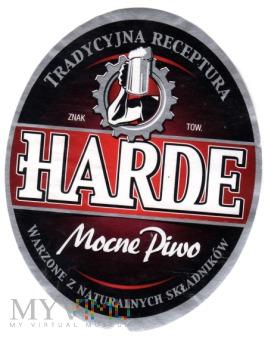 HARDE Mocne Piwo