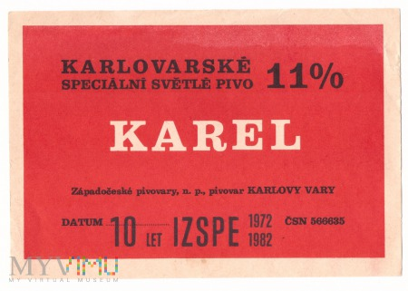 Duże zdjęcie Karel