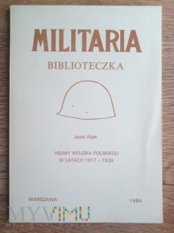Hełmy WP w latach 1917-1939, J. Kijak