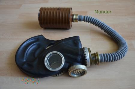 Radziecka maska p.gaz PMG-2