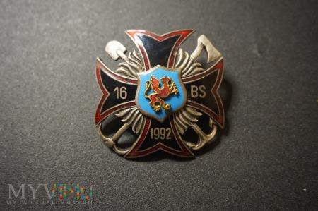Duże zdjęcie 16 Tczewski Batalion Saperów Nr:57
