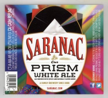 Saranac, Prism White Ale