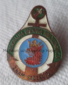 PTTK Regionalna odznaka krajoznawcza Znam Szczecin