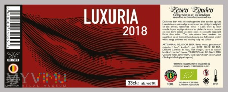 luxuria 2018