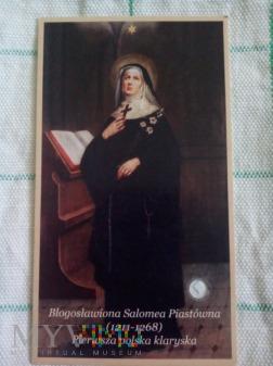 Relikwie Bł. Salomei Piast.