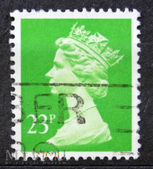 Elżbieta II, GB 1165C