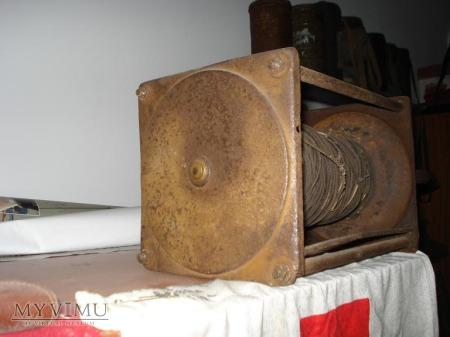 zwijak na kabel telegraficzny/ od detonatora