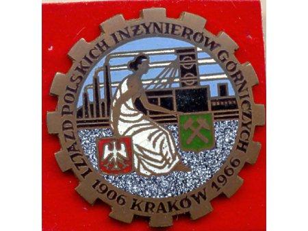 Zjazd Polskich Inżynierów Górniczych 1966
