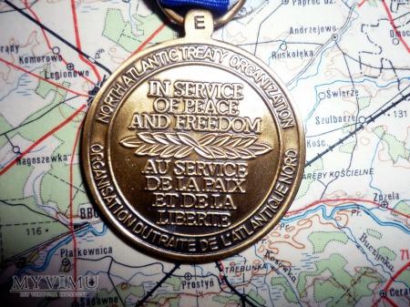 Medal - Afganistan - ISAF