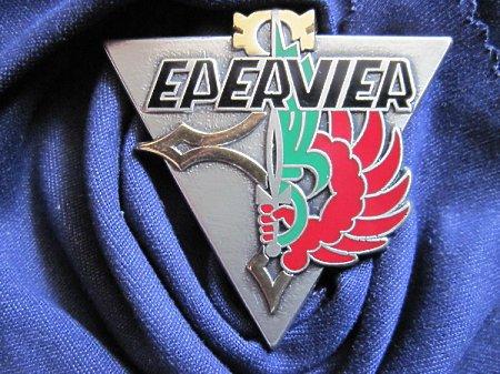 Odznaka 2REP EPERVIER
