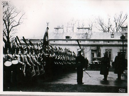 Szkoła Podchorążych Piechoty - Belweder - zdj. 005