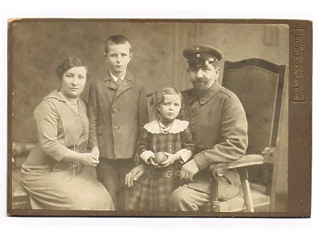 Duże zdjęcie Rodzina Stobbe