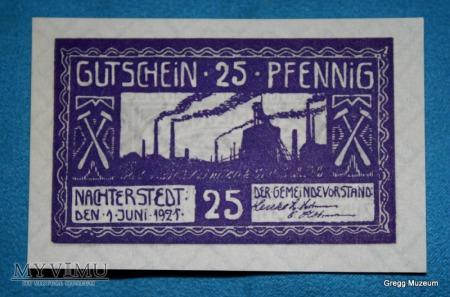 25 Pfennig 1921 (Notgeld)