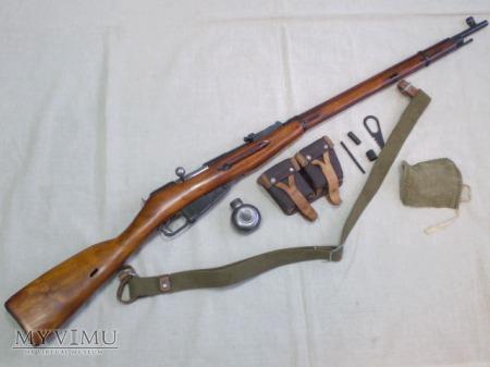 Mosin Nagant 91/30 produkcja wojenna