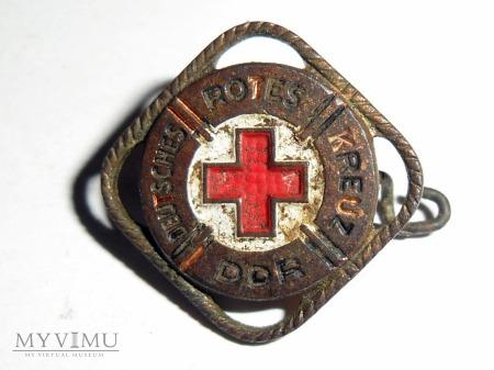 Odznaka pamiątkowa honorowego dawcy krwi .