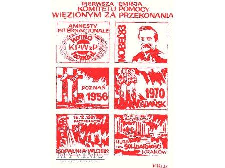 Blok znaczków