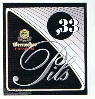 wernecker premium pils '33