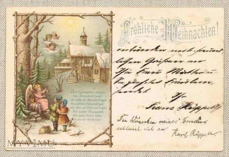 26.12.1899 Wesołych Świąt