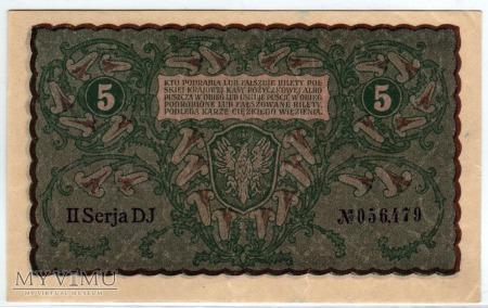 23.08.1919 - 5 Marek Polskich