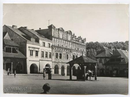 Kazimierz Dolny - Rynek - lata 70-te