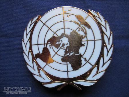 Odznaka ONZ