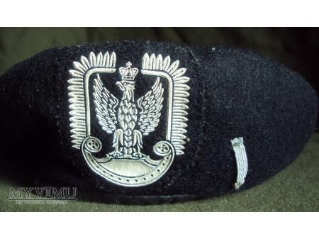 Beret czarny lotnictwa WP