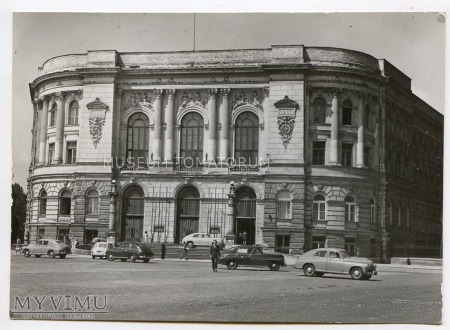 Warszawa - Politechnika - 1960