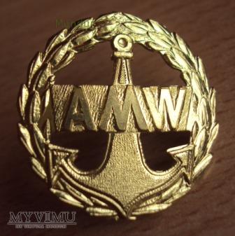 Oznaki szkolne: Akademia Marynarki Wojennej