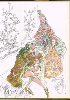 Maja Berezowska Piórkiem przez stulecia